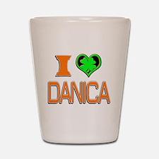 IHDanica Shot Glass