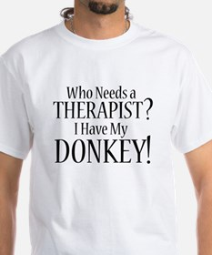 THERAPIST Donkey Shirt
