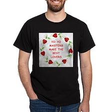 yo yo masters T-Shirt