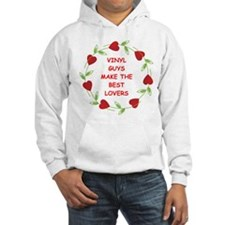 record collectors Hoodie