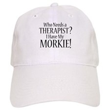 THERAPIST Morkie Baseball Cap