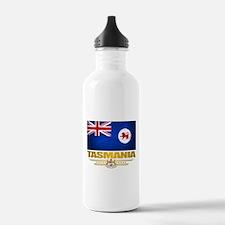 """Tasmania Flag"" Water Bottle"