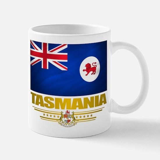 """Tasmania Flag"" Mug"