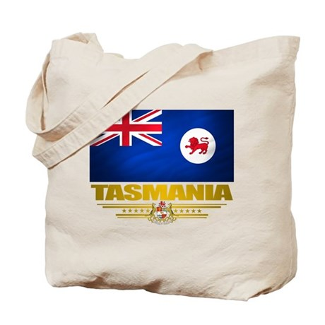 """Tasmania Flag"" Tote Bag"