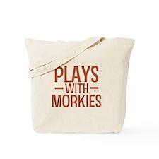 PLAYS Morkies Tote Bag