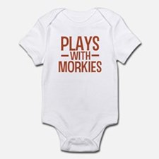 PLAYS Morkies Infant Bodysuit