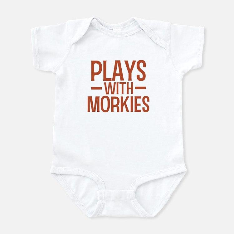 PLAYS Morkies Infant Bodysuit