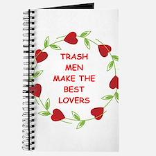 trash man Journal