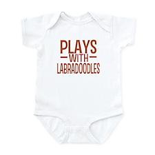PLAYS Labradoodles Infant Bodysuit
