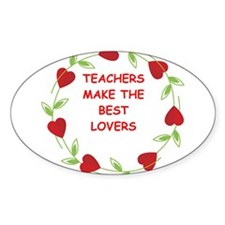 teachers Decal