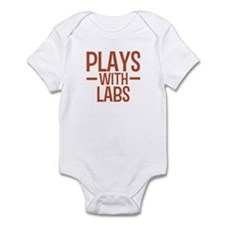 PLAYS Labs Infant Bodysuit
