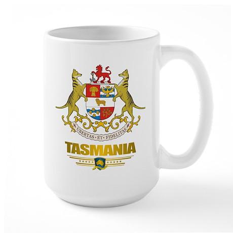 """""""Tasmania COA"""" Large Mug"""