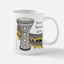 Drum Dance Live Mug