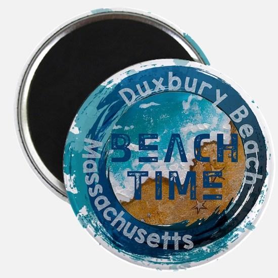 Massachusetts - Duxbury Beach Magnets