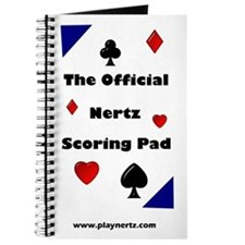 Nertz Scoring Pad (Blue)