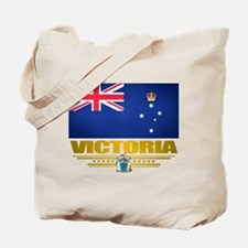 """Victoria Flag"" Tote Bag"