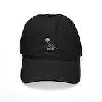 Victoria Crowned Pigeon Black Cap