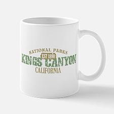 Kings Canyon National Park CA Mug