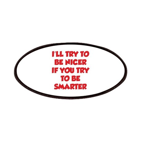 Be Smarter Patches