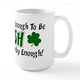 Irish large mug Large Mugs (15 oz)