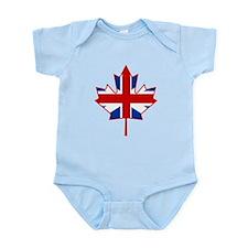 UK Maple Infant Bodysuit