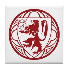 SHMS Logo Tile Coaster