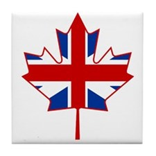 UK Maple Tile Coaster