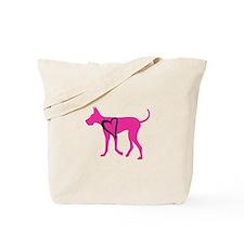 Funny Great dane Tote Bag