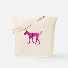 Cute Great danes Tote Bag