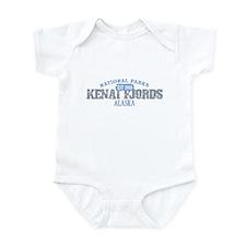 Kenai Fjords National Park AK Infant Bodysuit