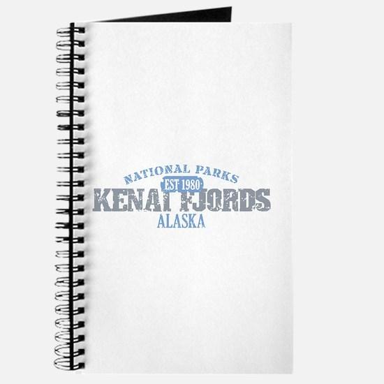 Kenai Fjords National Park AK Journal