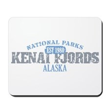 Kenai Fjords National Park AK Mousepad