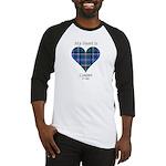 Heart - Couper of Gogar Baseball Jersey