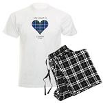 Heart - Couper of Gogar Men's Light Pajamas