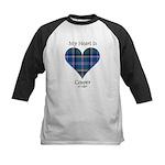 Heart - Couper of Gogar Kids Baseball Jersey