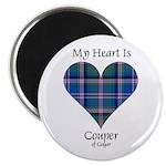 Heart - Couper of Gogar Magnet