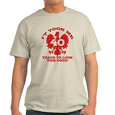 40th Birthday Polish T-Shirt