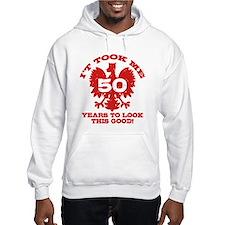 50th Birthday Polish Hoodie