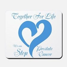 Stop Prostate Cancer Mousepad