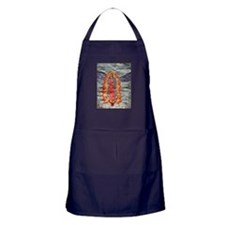 Our Lady of Guadalupe (Papyrus Ver.) Apron (dark)