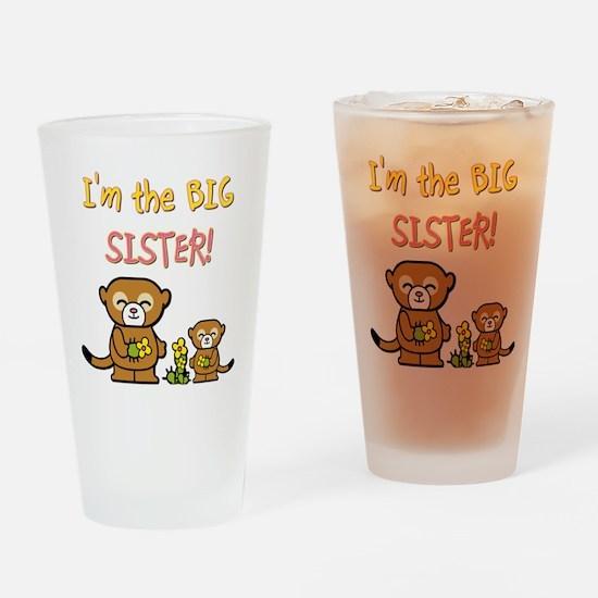 Big Sister Drinking Glass
