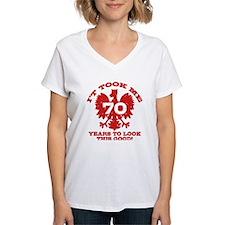70th Birthday Polish Shirt