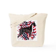 Boxer 6 Tote Bag