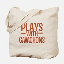 PLAYS Cavachons Tote Bag