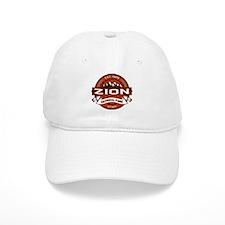 Zion Crimson Baseball Baseball Cap