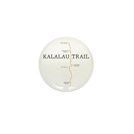 Kalalau Trail Mini Button (100 pack)