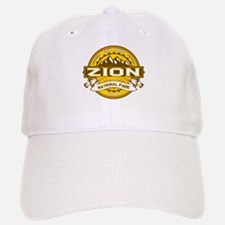 Zion Goldenrod Baseball Baseball Cap