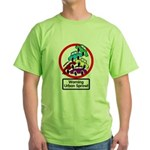 The Urban Sprawl Green T-Shirt