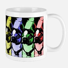 Boston Graphic Colorbar Mug