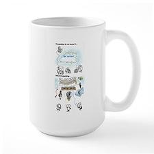 MugWith Cloud Computing Graphic Mugs